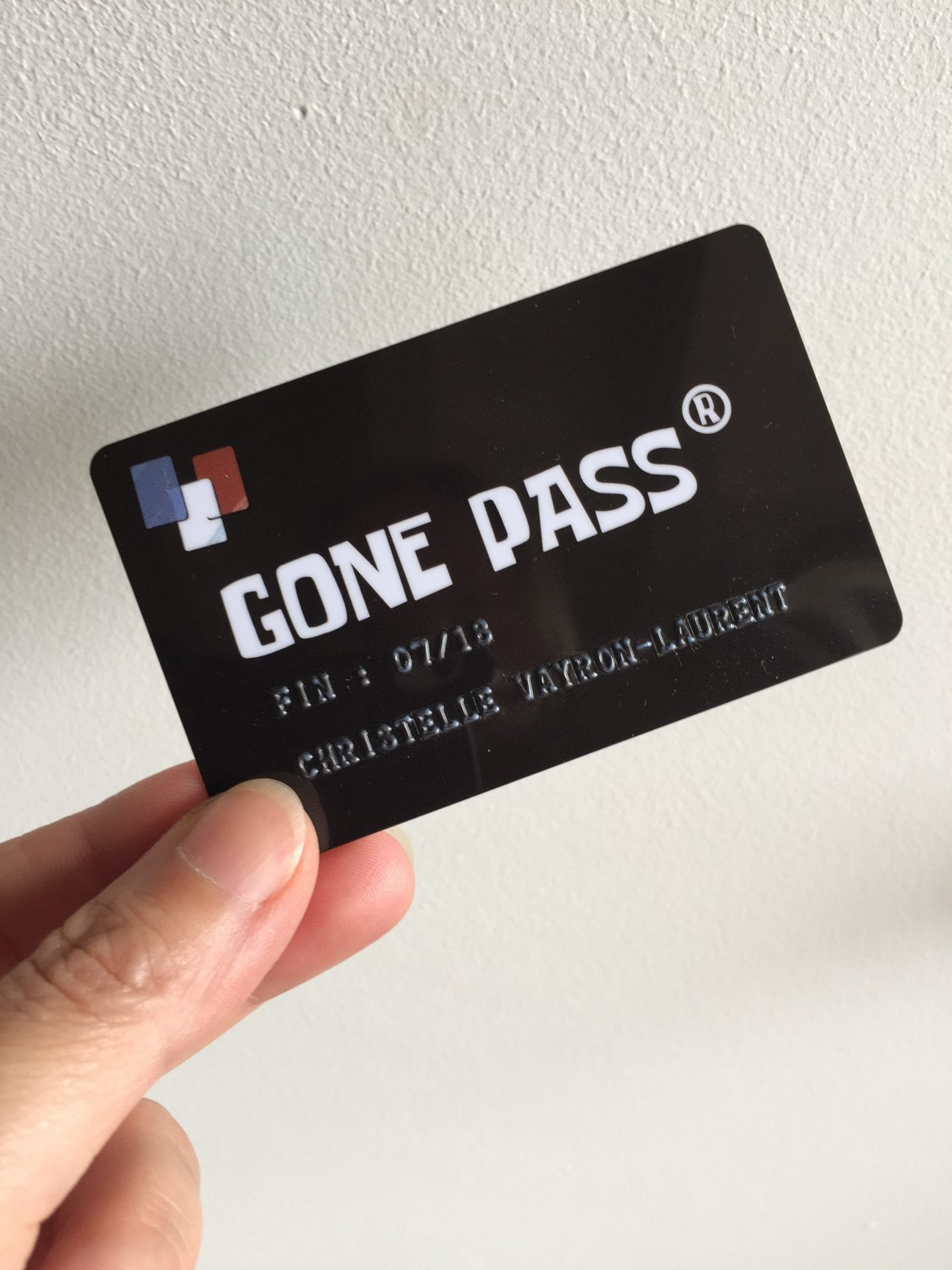 Gonne Pass Blogueuse lyonnaise