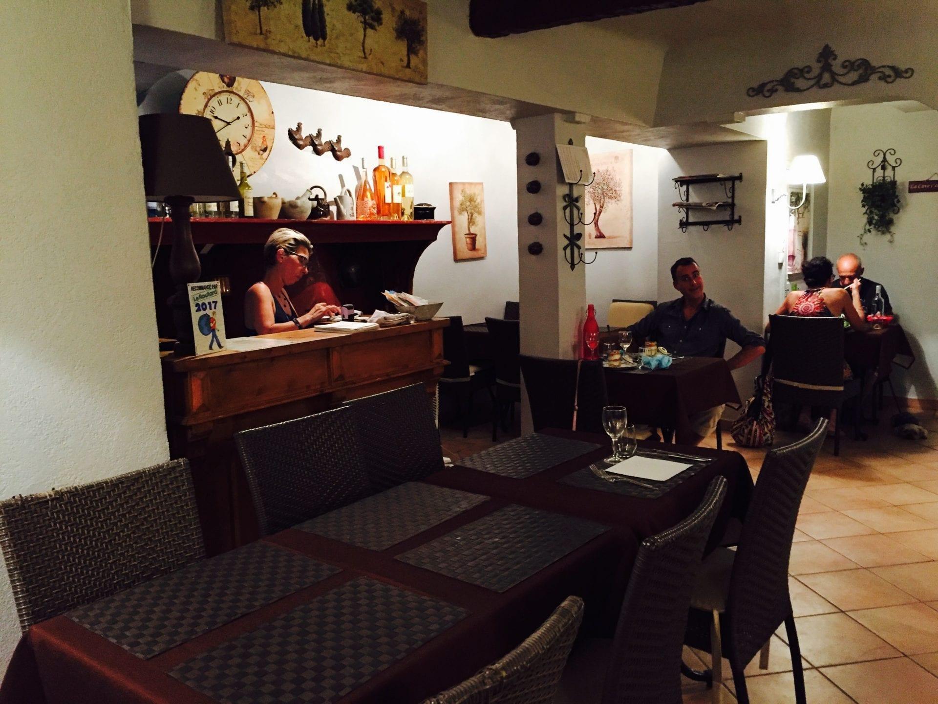 blogueuse lyonnaise restaurant La Petite Marmite
