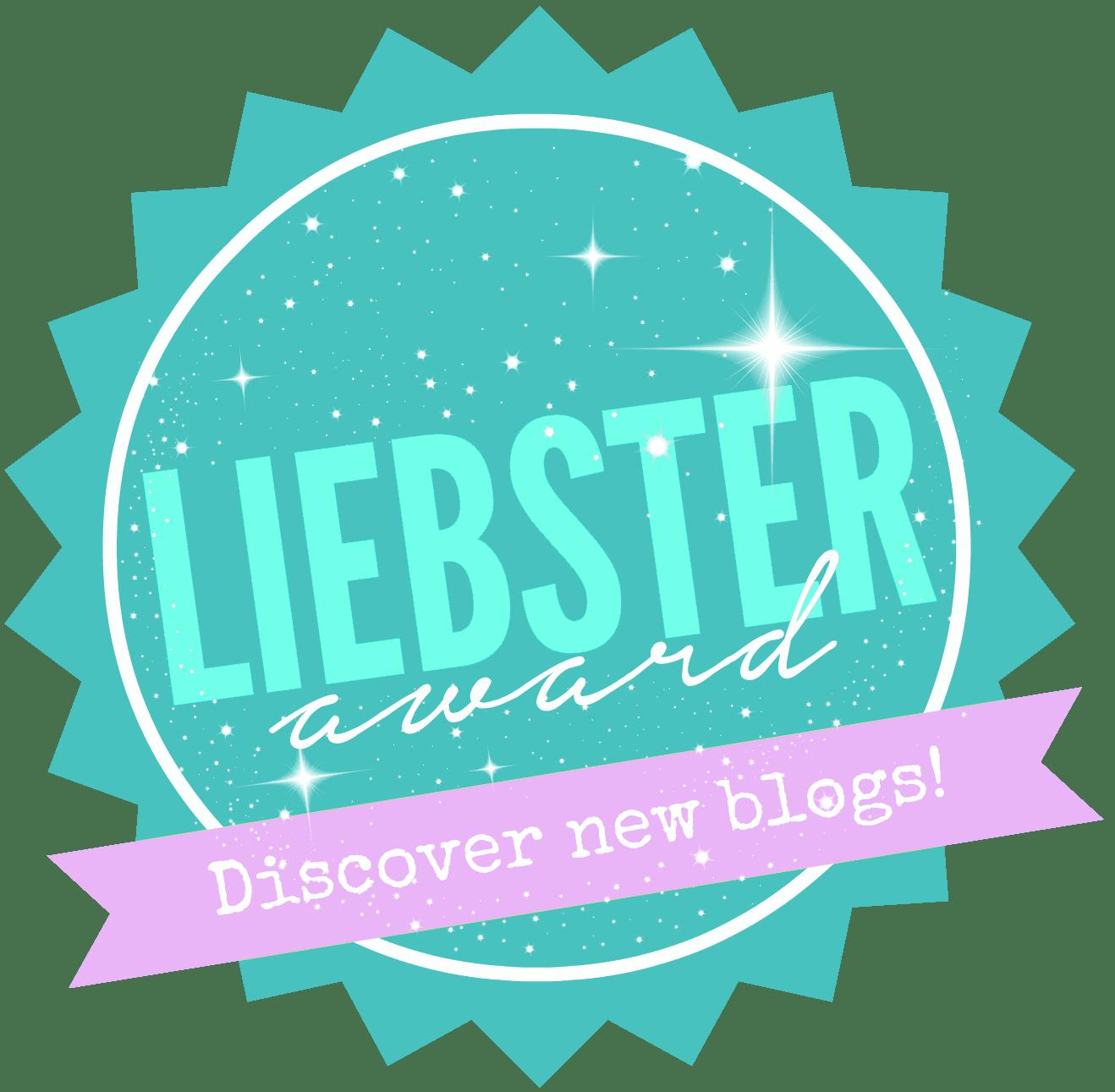 Résultat d'images pour Liebster Award