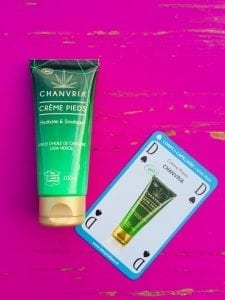 crème+pied+chanvria