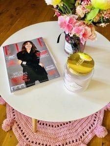 blogueuse lyonnaise My Jolie Candle Les Carnets d'une Quadra